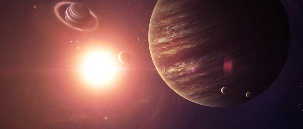 Jupiterove kanibalske navike