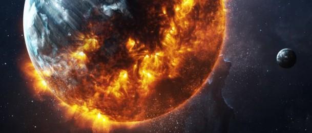 Kronike neba: Spaljeni planet