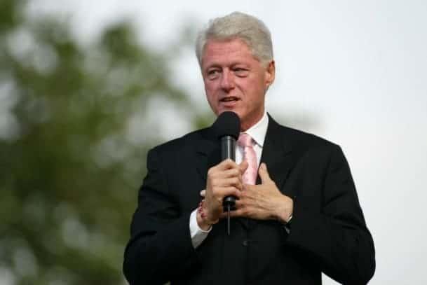 Bill Clinton je ozbiljno bolestan