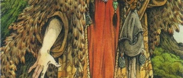 Karta tjedna (19.1. - 25.1.2018.) - Velika svećenica
