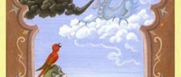 Lenormand kombinacije: Lijes + Oblaci