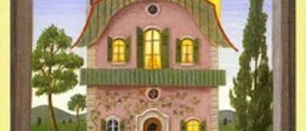Lenormand kombinacije: Lijes + Kuća