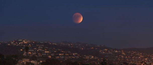 Utjecaj lunarne eklipse na zemljane znakove