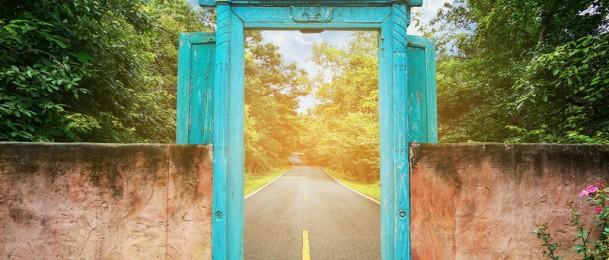 Feng Shui -vrata