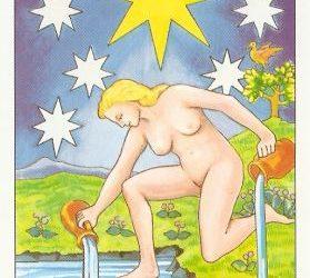 Značenje tarot karte Zvijezda