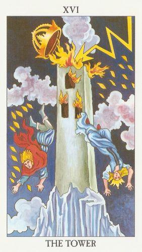 Značenje tarot karte Kula