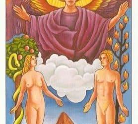 Značenje tarot karte Ljubavnici