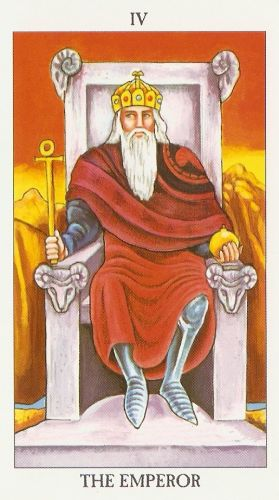 Značenje tarot karte Kralj