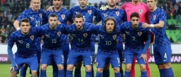 Hrvatska nogometna reprezentacija na Europskom prvenstvu