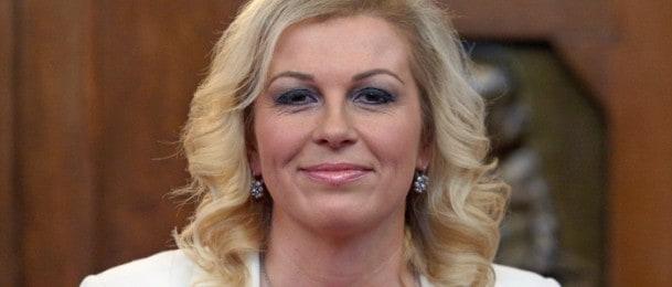 Kolinda Grabar Kitarović je izgubila značajan broj kilograma
