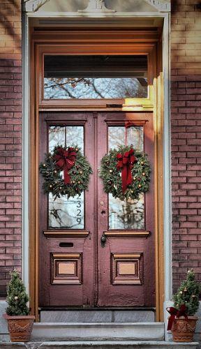 Božićna dekoracija interijera - Ovan