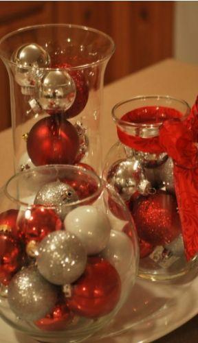 Božićna dekoracija interijera - Vodenjak