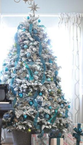 Božićna dekoracija interijera - Rak
