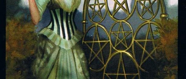 Elementi i tarot - Devetka diskova