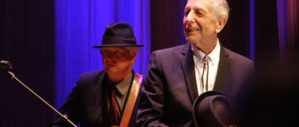 Odlazak Leonarda Cohena
