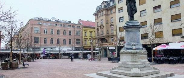 Cvjetni trg i Milan Bandić