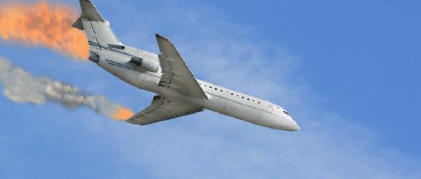 Avioni koji se stalno ruše