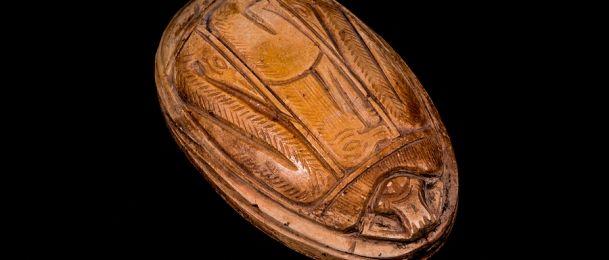 Skarabej - simbol besmrtnosti