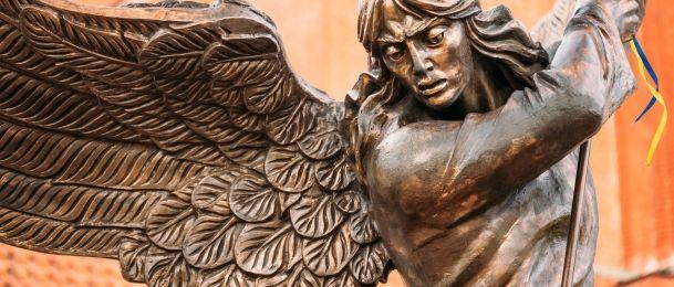Arkanđeo Mihael vatrenim znakovima pomaže prebroditi strah