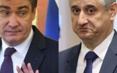 Ukratko o Milanoviću i Karamarku