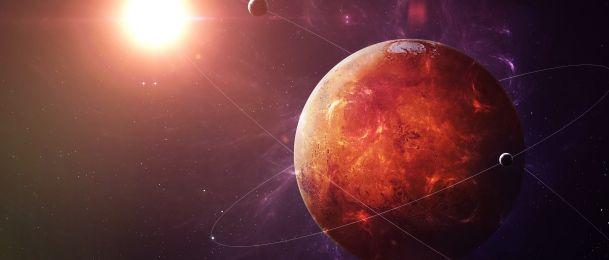 Astrologija na Marsu