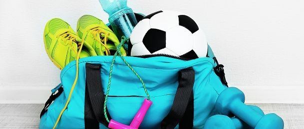Njihova sportska torba