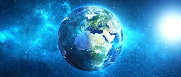 Zemlja, jedini planet koji nije dobio ime po Bogu