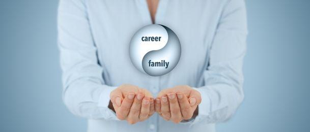 Usklađivanje obitelji i karijere
