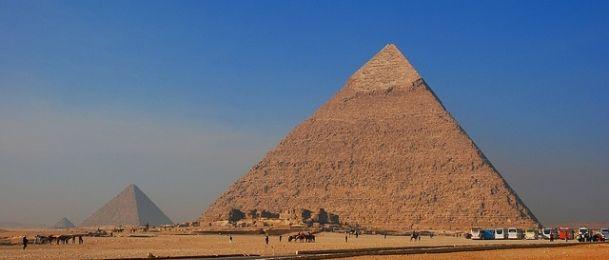 Neobična otkrića na piramidama