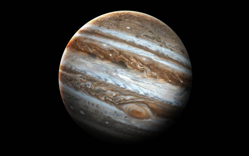 Jupiter u astrološkim kućama