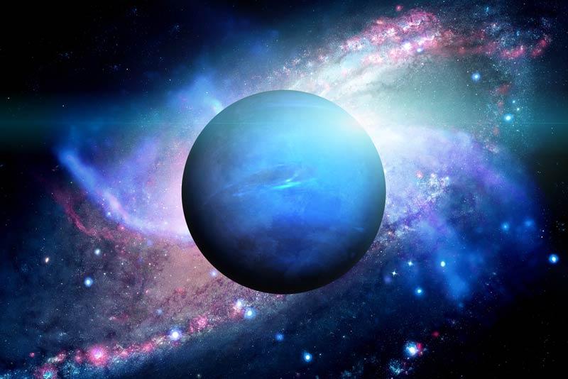 Neptun u astrološkim kućama
