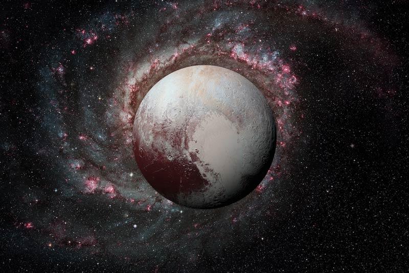 Pluton u astrološkim kućama
